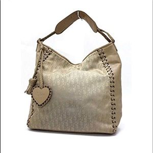 DIOR Beige Semi Shoulder Bag